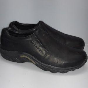 Merrell Leather Slip-Ons